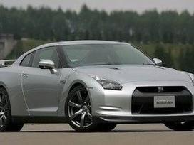 Nissan Gt-r. Naudotos autodetales. didelis