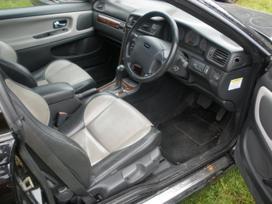 Volvo C70. turbo odinis salonas.r18 su