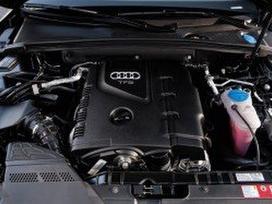 Audi A5. Tfsi pilnas variklis su dsg deze.
