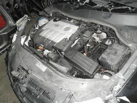 Volkswagen Passat. 2.0 td mechanika dalimis