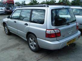 Subaru Forester dalimis. forester nuo 98 iki