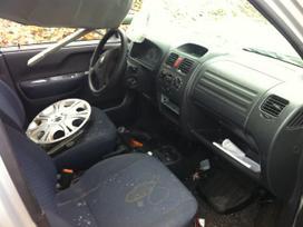 Suzuki Wagon R+. Naudotos automobiliu dalys