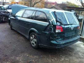 Opel Vectra. 1.9l 110kw  naudotos