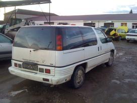 Pontiac Trans Sport dalimis. Prekyba