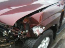 Toyota Land Cruiser dalimis. 4.7i dalimis is