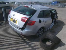 Seat Ibiza. 1.2l tsi, 5 begiu pusiau