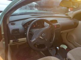 Opel Corsa dalimis. Iš prancūzijos. esant