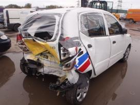 Hyundai i10. Pristatome automobilių dalis į