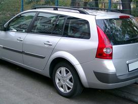 Renault Megane. Tel8-633 65075 detales