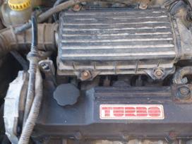 Opel Vectra dalimis. Variklis 1.7 td isuzu.