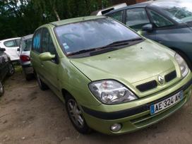 Renault Scenic dalimis. Iš prancūzijos. esant