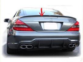 Mercedes-benz Sl klasė. Sl r230 groteles sl