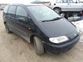 Volkswagen Sharan dalimis. Prekyba