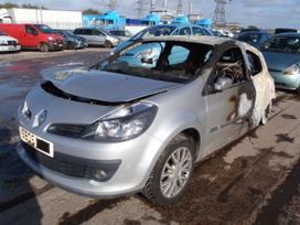 Renault Clio. Pristatome automobilių dalis į