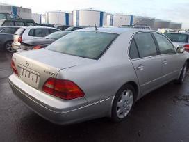 Lexus Ls 430. Dalimis