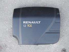 Renault Clio. Variklio dangtis nuo 1.2 tce -