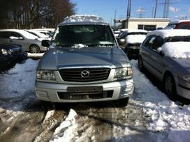 Mazda B Series. Europa tel 8-633 65075
