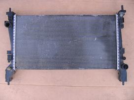 Peugeot Bipper kondicionieriaus radiatorius,