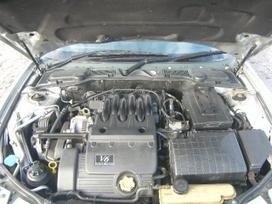 Rover 75. Pristatome automobilių dalis į
