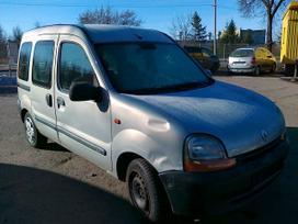 Renault Kangoo. Europinis 1.9 dti dalių