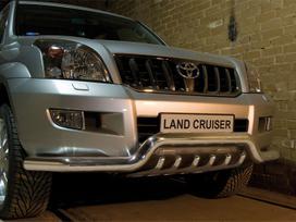 Toyota Land Cruiser. Priekinis lankas toyota