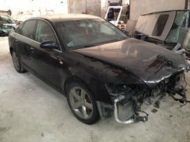 Audi A6. Yra lietuviski dokumentai.