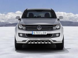 Volkswagen Amarok. Plastikinis hardtopas