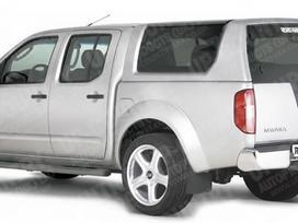 Nissan Navara. Aliuminė dugno apsauga nissan