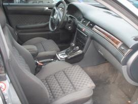 Audi A6. Xenon recar odinis salonas 4x4