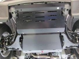Mitsubishi Pajero. Karterio apsauga