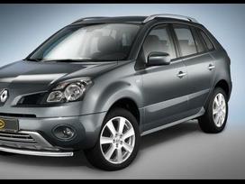 Renault Koleos. Priekinis lankas 48mm renault