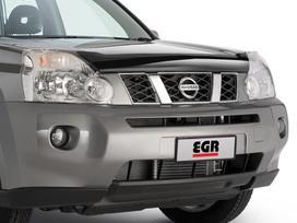 Nissan X-trail. Kapoto apsauga egr nissan x