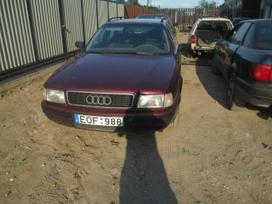 Audi 80 (B4) dalimis. Geras variklis bei dez