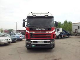 Scania, R124la, 1 miegamoji vieta