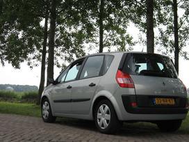 Renault Scenic. Turiu ir 1,5 dci