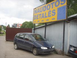 Renault Scenic. Turim daugiau reno scenic