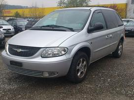 Chrysler Voyager. Is sveicarijos ( ch )