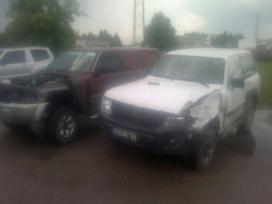 Nissan Patrol dalimis. Detalių pristatymas i
