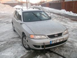 Opel Vectra dalimis. Opel vectra 2.2dyzel