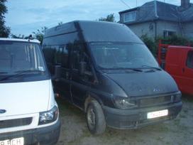Ford, Transit, krovininiai mikroautobusai