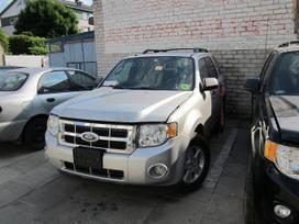 Ford Escape. Ford escape 2009m. dalimis,