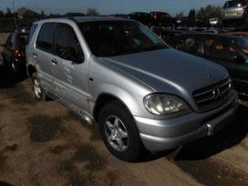 Mercedes-benz Ml270. Ml 270cdi, lieti ratai