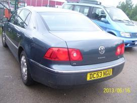 Volkswagen Phaeton. Dyzel-benzin europa-