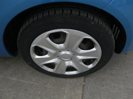 Ford Fiesta. Angliskas automobilis