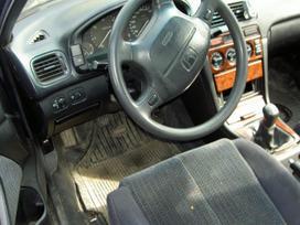 Honda Accord dalimis. Dalimis darbo laikas
