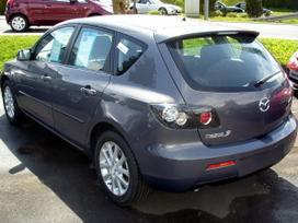 Mazda 3. Naudotu ir nauju japonisku