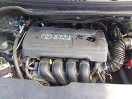 Toyota Corolla Verso dalimis. Iš prancūzijos.