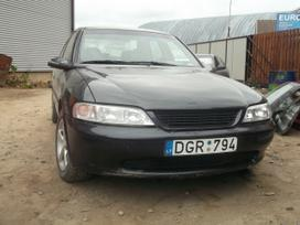 Opel Vectra dalimis. Opel vectra 99m. 2.0