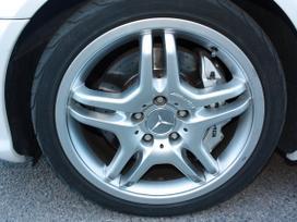 Mercedes-benz Clk55 Amg, 5.4 l., kupė (coupe)
