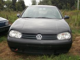 Volkswagen Golf dalimis. Volksvagen golf